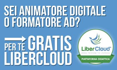 libercloud per animatori digitali